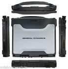 General Dynamics Rugged Toughbook GD6000 Core2 WiFi 2.53ghz 4gb 640gb Win 7 Pro