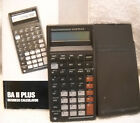 TEXAS INSTRUMENTS BA II PLUS BUSINESS CALCULATOR WITH GUIDEBOOK