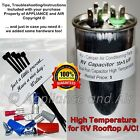 Dometic Duo-Therm A/C Capacitor 35+5 MFD #3100248.362 RV Camper + Instructions