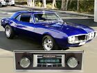 67 Firebird  Walnut Trim AM FM Bluetooth New Stereo Radio iPod USB Aux  300w