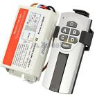 XD#3 4 Ports Wireless Remote Control Digital Remote Control Switch Lightswitch