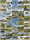 Wings Over Hampton Airfield NH Aircraft & Aviation Fly Market & Fly In Poster B