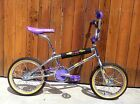 "1986 GT Pit Bike 16"" Bmx Fully Restored. GT Jr Pro Performer. Haro Master"