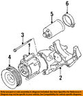Dodge CHRYSLER OEM 94-02 Ram 3500 5.9L-V8 Emission-Pulley 53008638