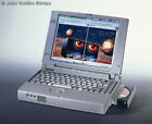 Vintage Toshiba Satellite 205CDS P100 8MB 810MB Notebook Computer Windows 95