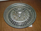 1 -1960's Ford Mustang Spoke Wheel Cover Hub Cap 1965,1966,1967