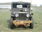 Willys m38 1951 US Army Jeep Willys Military Original Overland Jeep Arctic Top Extras