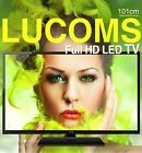 LUCOMS L400TV 40 inches Full HD 1080p Wide View Angle LED TV/ Response Time:8ms