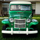 Willys : Jeep Truck truck Classic 1957 Kaiser Willys Jeep Truck.