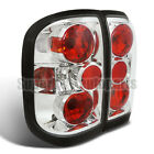 For 1996-2004 Nissan Pathfinder Altezza Tail Lights Brake Chrome Infiniti QX4