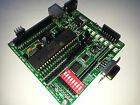 MDE-8051 microcontroller trainer board Maxim 8051 8052 experiment Intel DS89C450