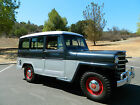 Willys : Sw - SUV SW 1947 Willys Overland SW - Beautiful - Rare 2WD with Overdrive