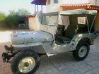 Willys : m38 2 door willys jeep m38