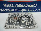 Cometic C3029 Top End Gasket Kit for 1999-04 Ski Doo 593cc O-ring Head