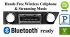 68-69 Cutlass & 442 AM FM Bluetooth New Stereo Radio iPod USB Aux in, 300 watts