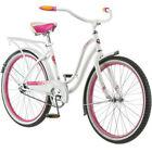 "Girls 24"" Schwinn Cruiser Bike, Easy to Ride, Rear Carrying Rack, Beach Cruiser!"