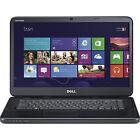 """New Dell Inspiron i15-909BK 15.6"""" Laptop 2GB RAM 320GB Hard Drive Win 8 Black"""