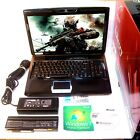 Asus G50V T-X5 Gaming Laptop Windows7+32 Games installed-Core 2 duo -Nvidia9800