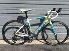 **2015 Scott Contessa Speedster 35 Women's Road Bike size Small (51) White/Blue