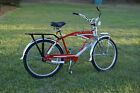New Belgium 2004 Fat Tire Bicycle bike Electra Amber Ale Brand New  Very Rare