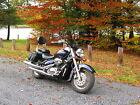 Suzuki : Boulevard 2006 suzuki boulevard c 50 motorcycle 805 cc metallic blue cruiser touring bike
