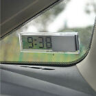 Auto Car Windshield & Rear View Mirror Suction Digital LCD Display Thermometer