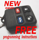 100% NEW OEM 1996 LINCOLN TOWN CAR KEYLESS REMOTE ENTRY FOB TRANSMITTER