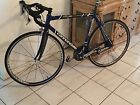 CANNONDALE SIX13 DURA-ACE GOOD CONDITION BLUE/WHITE CARBON FIBER