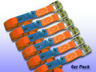 6er Tension Belt M.klemms. Orange B = 25 mm L = 3 M/250 Dan