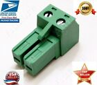 2 pin -  7.5mm / 7.62mm 32 Amp 400V - Terminal Block Connector - Crestron Adagio