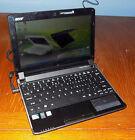 Acer Aspire One NAV50 Netbook! 160GB HDD 1.6GHZ Atom WIN XP, 1G Memory. Bad Pad