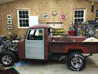 Willys: Pickup Custom Willys Drag Truck with 383 Stroker, Auto, racing clutches, 4.11 rebuilt rear end