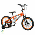 Boys 16 Inch Mutant Bike Kids Children Bicycle Training Wheels
