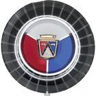 Wheel Cover Center Insert - Red, White & Blue Ford Crest In Center - For 14