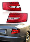 For 2005-2008 Audi A6 Sedan LED Strip Taillight Rear Tail Lamp Assembly