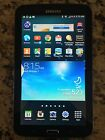 Samsung Galaxy Tab 3 16gb AT&T Tablet WIFI Only Black Android Bluetooth