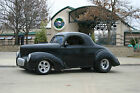 Willys: 2 Door Coupe 1941 willys pro street rod price reduced