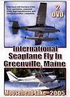Seaplane, Float Plane, Fly In Greenville Maine 2005 DVD