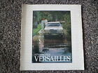 Lincoln 1979 Versailles US Market Oversized Brochure 12 Pages