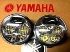 95-05 YAMAHA WOLVERINE 350 BRUIN LED HEADLIGHTS CONVERSION KIT- PAIR! USA-4X4