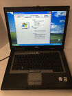 Dell Latitude D830 Laptop  2.00 GHz - 1 GB - 80 GB W/ Charger & Battery XP Pro