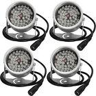 Lot 4 Security CCTV Camera Illuminator light 48 IR Infrared LED Night Vision BP