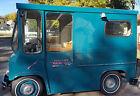 Willys: Fleetvan Custom Pin Striped 1962 Willys/Jeep Fleetvan, Postal Van, Delivery truck, Ice Cream van, Cute Van