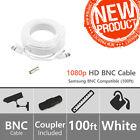 (Set of 10) STS-FHDC100 - 100ft Premium 1080p HD BNC Video Cable