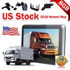 """US LTD US-704T 7"""" Truck Car GPS Navigation Navigator SAT NAV HD 8GB MP3 FREE Map"""