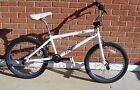 "Haro BMX Freestyle 20"" F3 Bicycle X Games Dave Mirra Knee Saver handlebars"