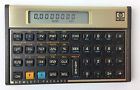 Vintage HP 12C Financial Calculator Hewlett Packard - Tested Working