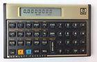 Vintage HP 12C Financial Calculator Hewlett Packard - Tested Working