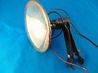 Antique Car Spot Lamp 6 Volt Works Good Lens Good Reflector Solid Original NICE!