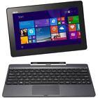 "ASUS T100TAM-C1-GM Transformer Book 10.1"" Detachable 2-in-1 Touchscreen Laptop,"